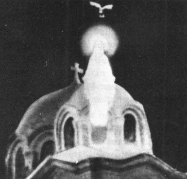 Les apparitions reconnues par l'église