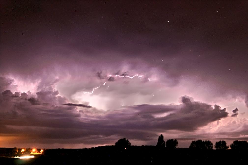 L'orage du 3 octobre 2013