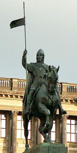 Image illustrative de l'article Venceslas Ier de Bohême (duc)