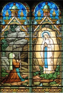 Lourdes-apparitions