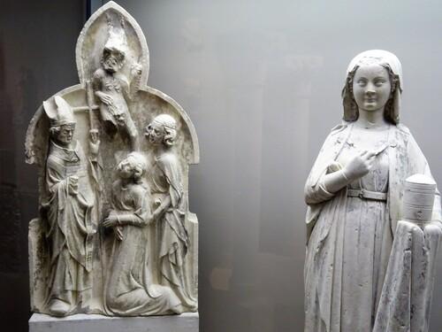 Le Musée Zaint Remi à Reims (photos)