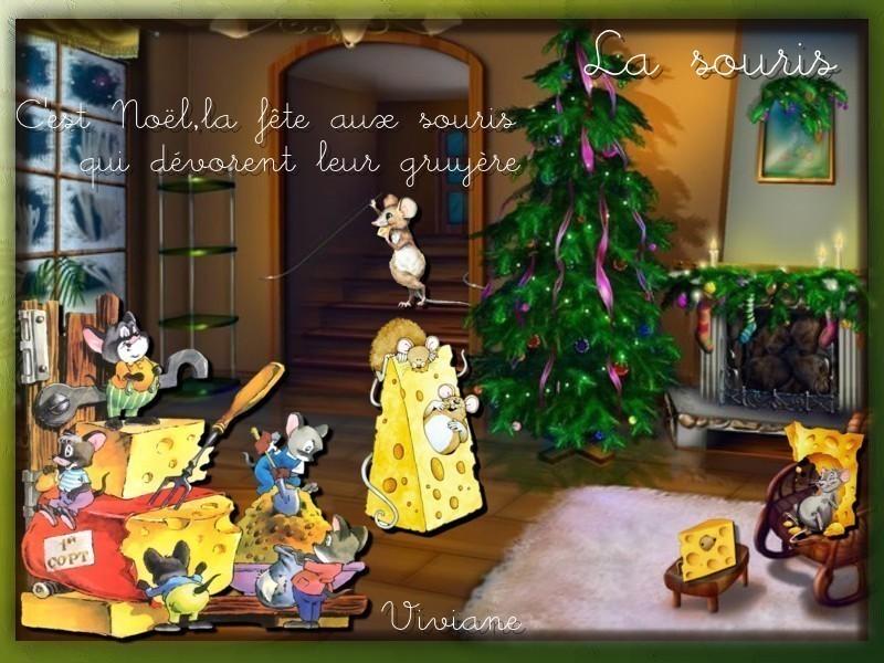 La souris défi de Marjolaine