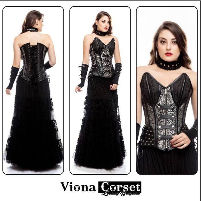 Viona Corset, créatrice