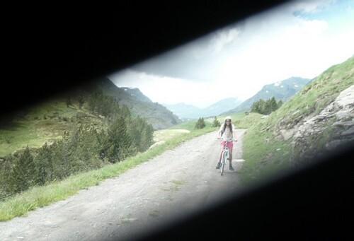 Junior VTT : estanh de Montoliu (Bagergue) - Val d'Aran/Esp