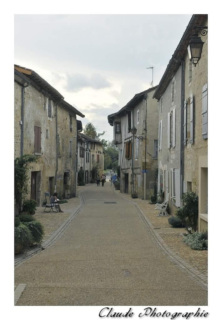 Saint Jean de Côle - Dordogne - 28 septembre 2013