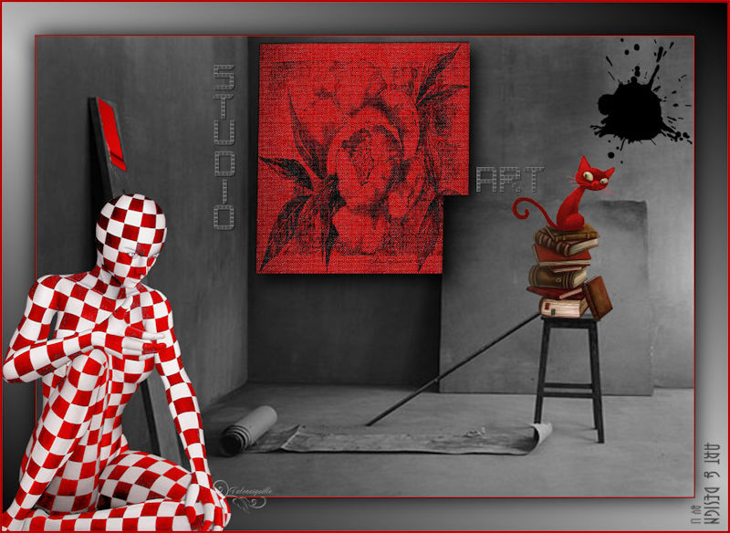 *** Studio Art  ***