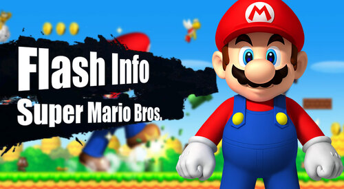 【Flash Info】Puzzle & Dragons Super Mario Bros. Edition