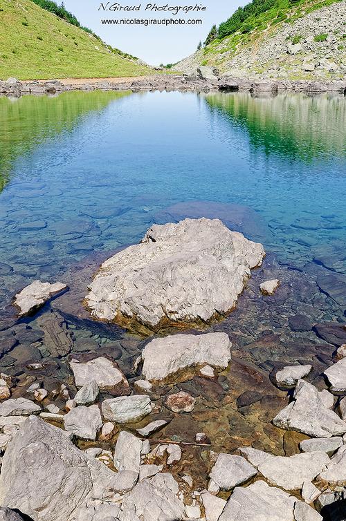 Du lac de la Grande Sitre au ravin des Excellences