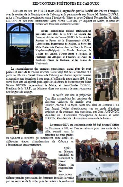 Journal de Cabourg