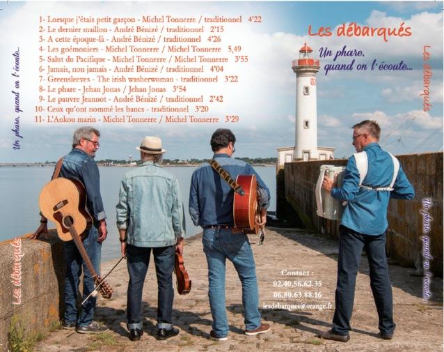 SAMEDI 3 AOÛT 2019: LES DEBARQUÉS À PIRIAC-SUR-MER
