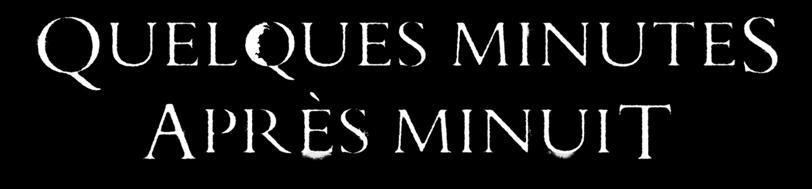 """Découvrez les secrets de """"Quelques minutes après minuit"""" ! Le 4 janvier 2017 au cinéma"""