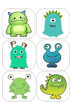 Images, étiquettes et petits monstres
