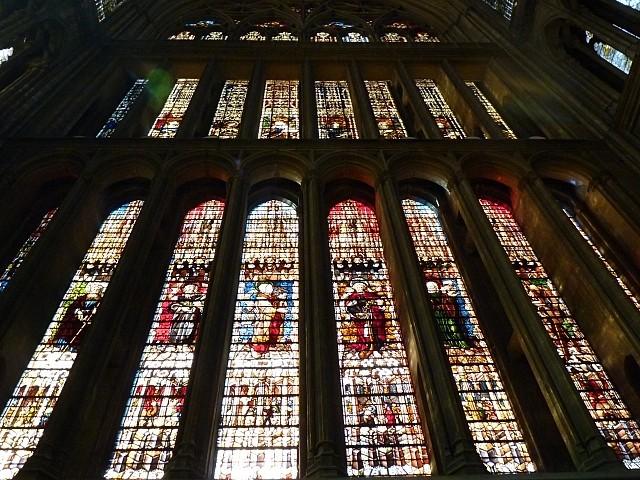 La nuit des cathédrales à Metz 3 Marc de Metz 2012