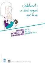 Semaine Mondiale de l'Allaitement Maternel à Brioude