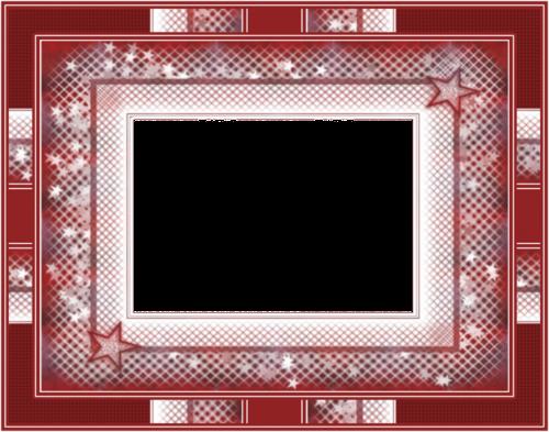 Tube cadre de Noel à personnalisé 2952