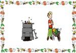 Jeu espace compost