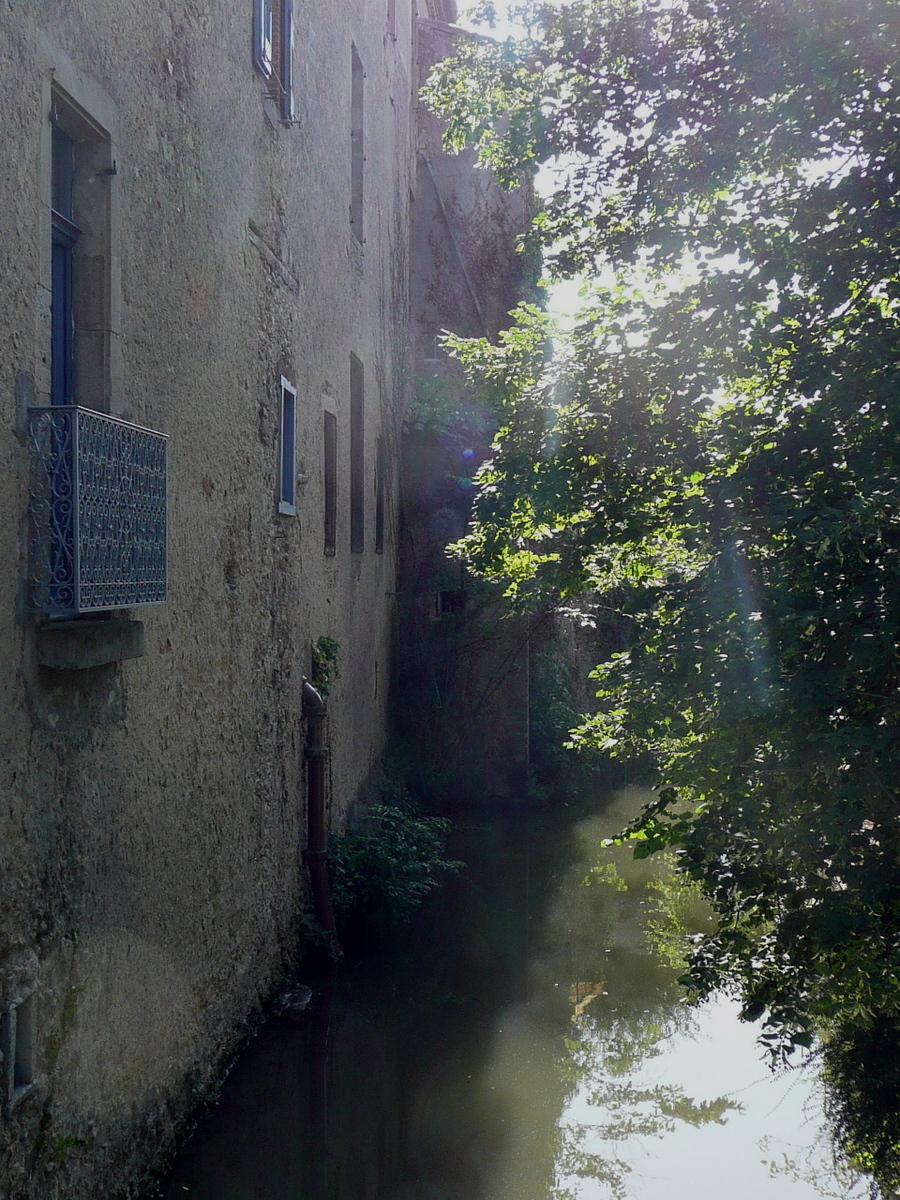 Mirepoix en Ariège, blog en pause du 7 au 11 à peu près (sans wifi).