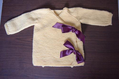 Mylène - Tricot : Lil Kimono