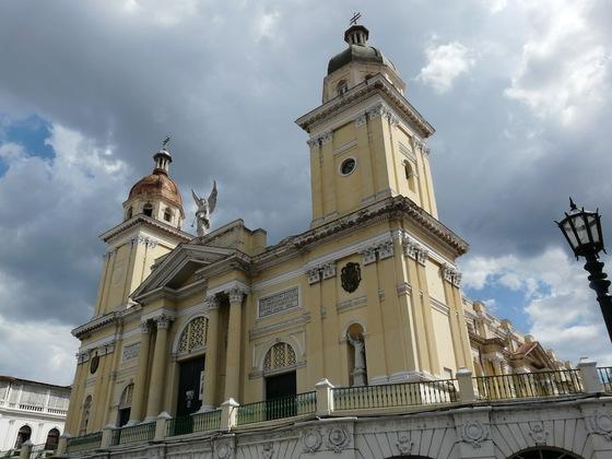 la cathédrale de Santiago de Cuba