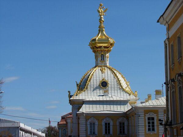 Russie: Peterhof