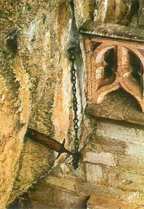 Durandal, l'épée de Roland à Rocamadour