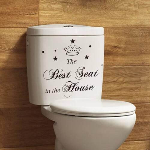 Toilettes snobs