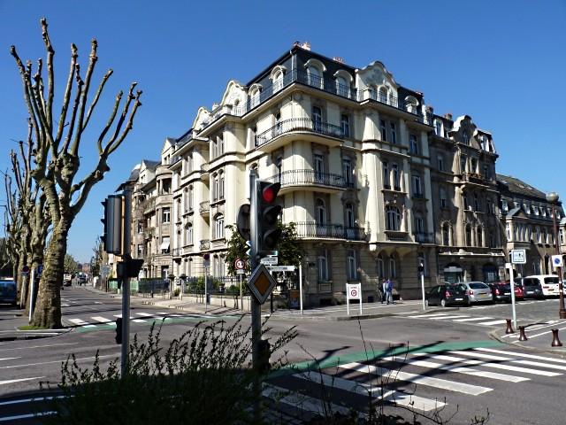 1 Avenue Foch Metz 8 Marc de Metz 2011