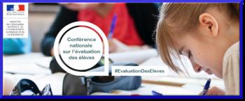 Conférence nationale sur l'évaluation des élèves