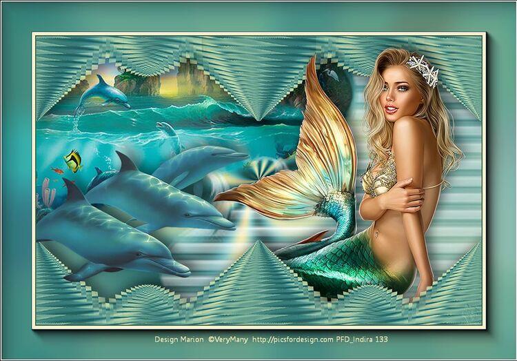 Vos versions du tuto: A la mer