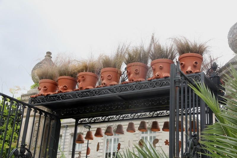 Vent de fantaisie au Jardin des Plantes de Nantes - La nature et la ...
