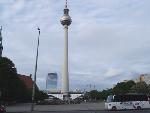 Berlin: autour de l'Alexanderplatz (photos)