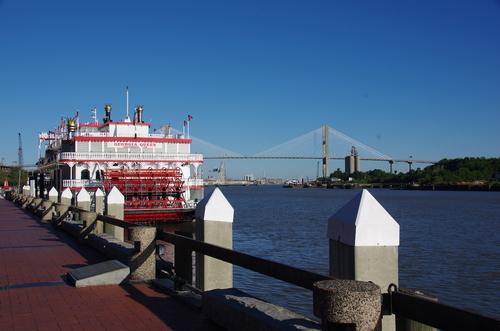 Jour 5 - de Savannah, Géorgie, à Charleston, Caroline du Sud