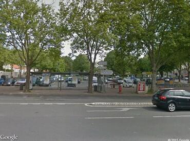Le quartier de Saint-Maurice