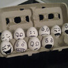 Eggs faces