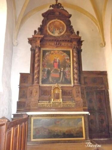 Mièges - intérieur de l'Eglise St-Germain (16)