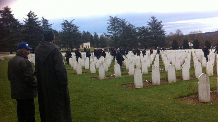L'Algérie participera au centenaire de la Première guerre mondiale en France