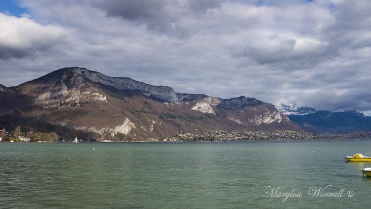 Pays de Savoie : Lac d'Annecy