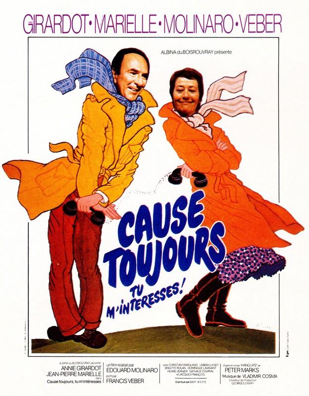 """Résultat de recherche d'images pour """"Cause Toujours Tu M'intéresses (1979)imdb"""""""
