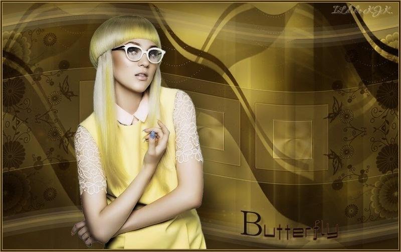 10. Butterfly