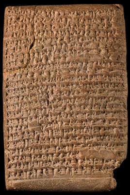 prostituée babylonienne
