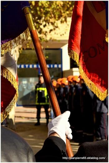 2013.11.11 Commémoration Armistice 1918, commune d'Eybens (Isère Rhône-Alpes)
