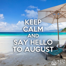 JUILLET 2014 / JULY 2014 - AUGUST 2014 /AOUT 2014