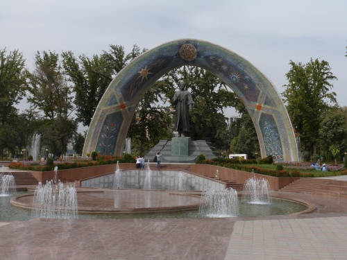 De Karamyk a Dushanbe