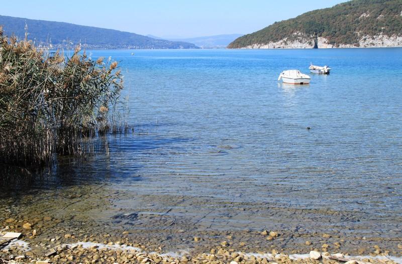 881 - Duingt et le Petit Lac d'Annecy (74)