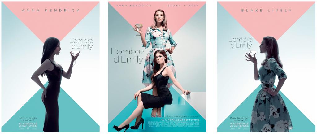 Blake Lively encore plus mystérieuse dans la bande-annonce de L'OMBRE D'EMILY ! Au cinéma le 26 septembre 2018.