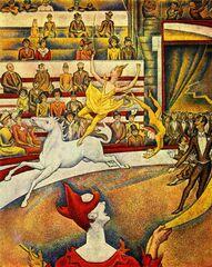 Circus Georges Seurat