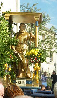 Saint Gens du Beaucet († 1127)