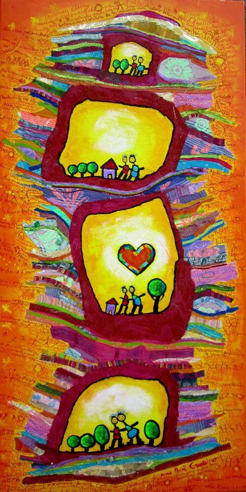 Les couleurs du cœur - 1 -