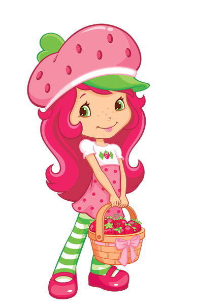 tubes Strawberry Shortcake