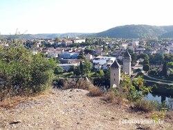 E 47 de Cahors à Lascabanes